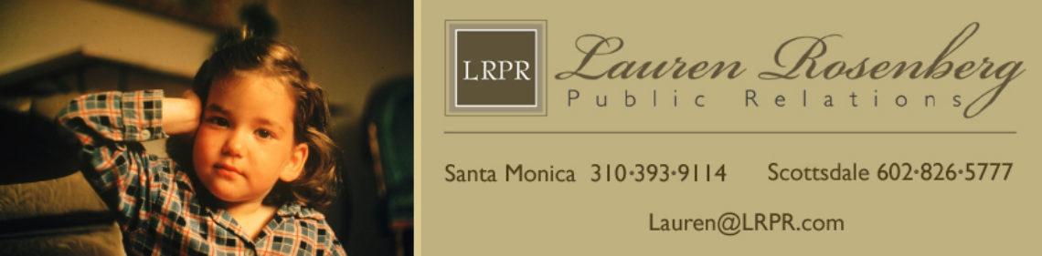 LRPR – Lauren Rosenberg Public Relations